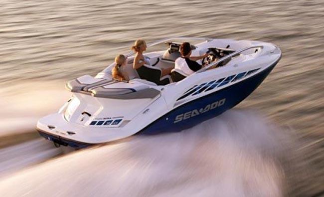 sea-doo-speedster-200- lake muskoka boat rentals | Northern